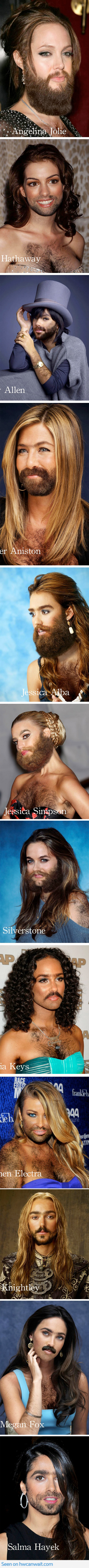 celebritybeards